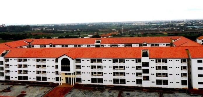 Image result for diaspora halls in university of ghana