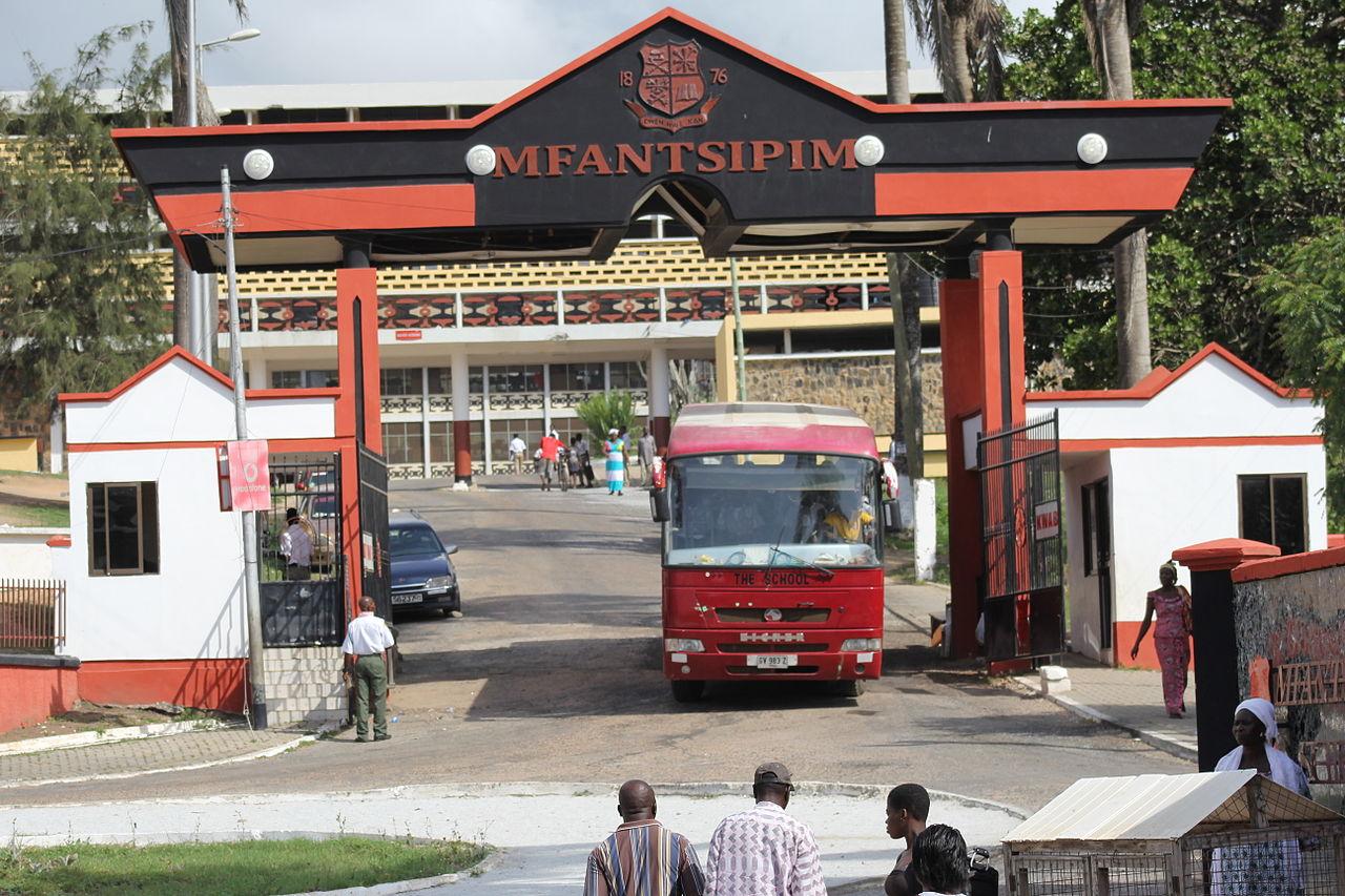Mfantsipim_School_Entrance