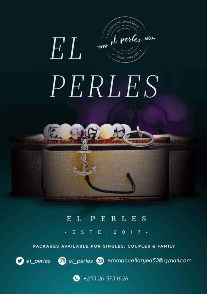 Emmanuel Laryea EL Perles