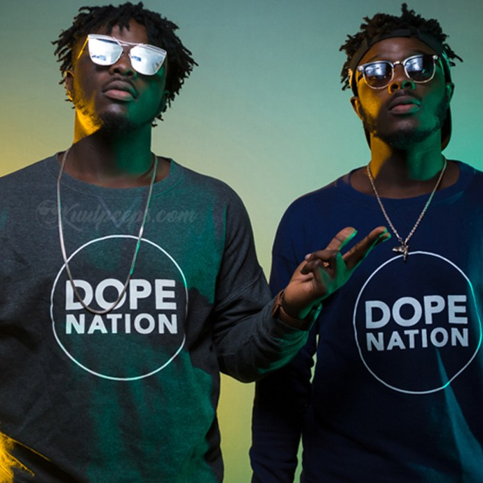Dope nation emergers 2017