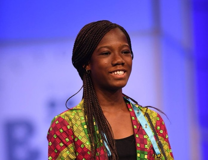 Shifa Amankwa-Gabbey, Spelling Bee