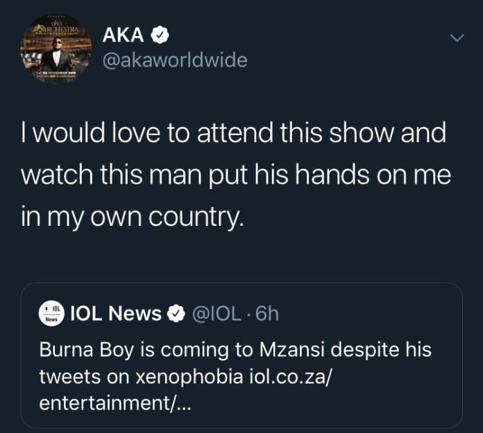 Aka Burna Boy