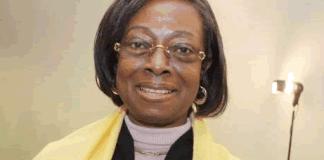 Justice Sophia Akuffo