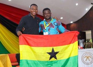 Erasmus Segbefia & Michael Ampah won the Pan-African Universities Debate Championship for KNUST