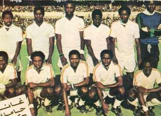 Black-Stars-of-1982 AFCON