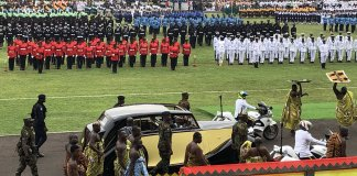 Otumfuo Osei Tutu Ghana Independence Day