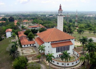 university of ghana legon