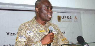 Professor Abednego Feehi Okoe Amartey