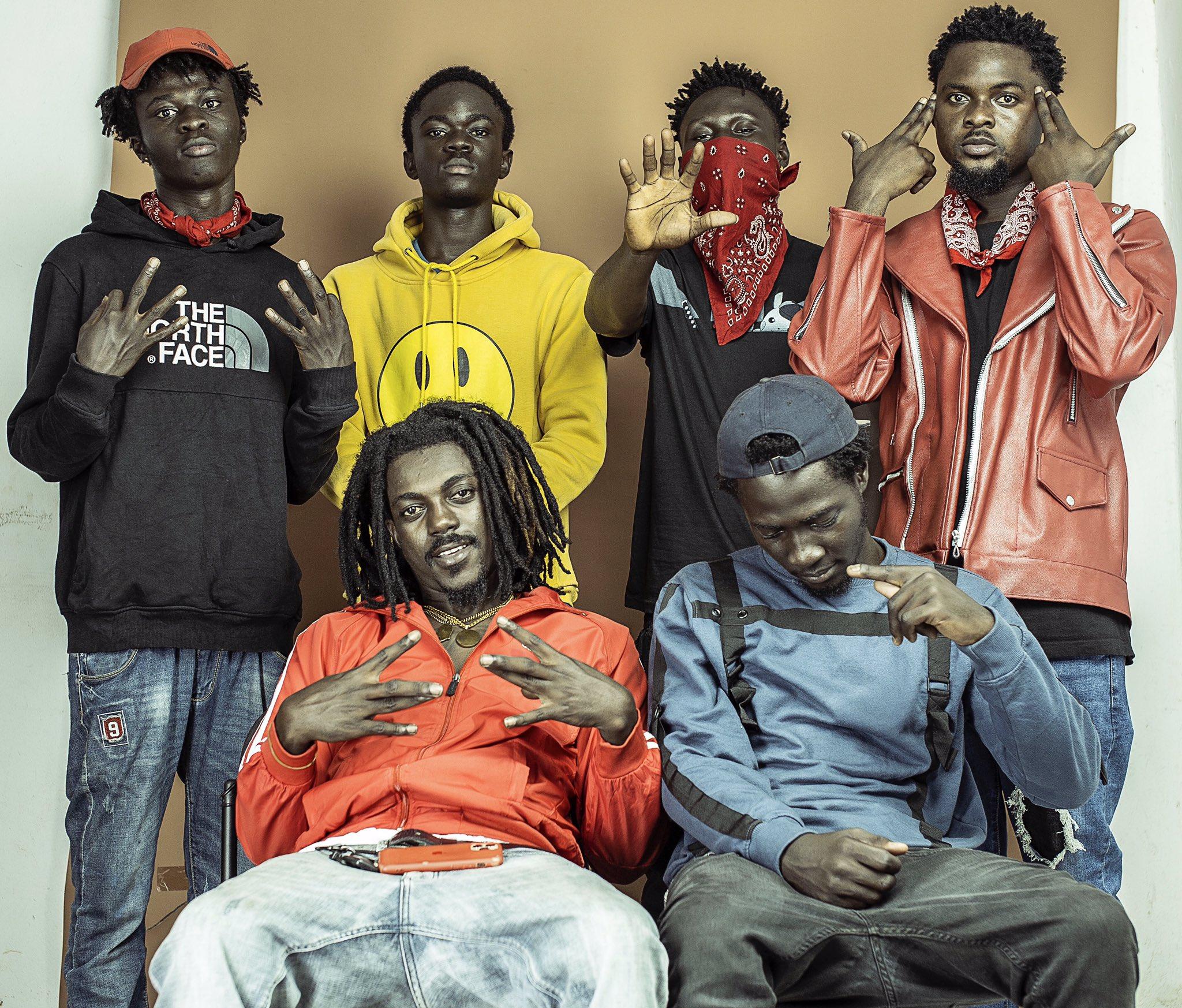 Kumerican Rappers (Ghana Drill)