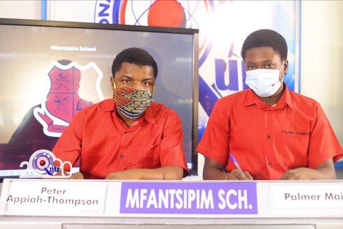 Mfantsipim boys beaten by Kumasi Academy