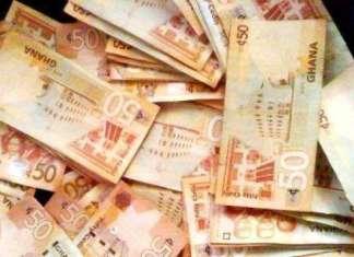 Ghana cedi notes