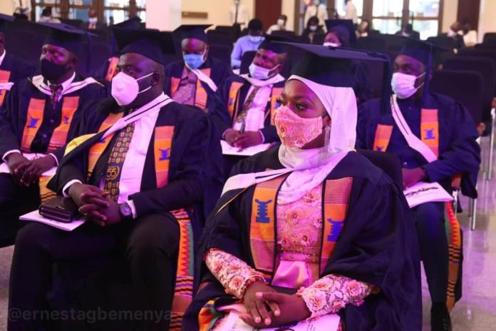 12th congregation of UPSA