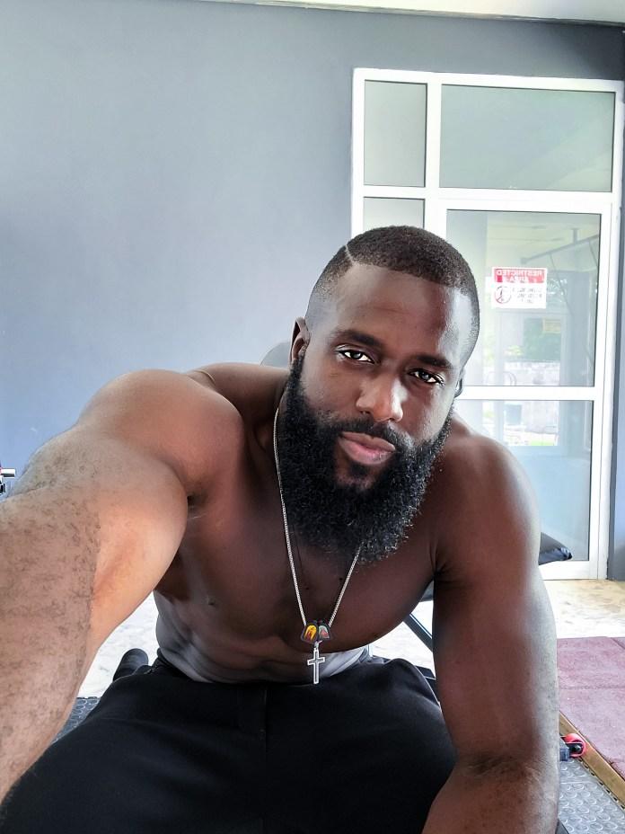 Bearded men Ghana