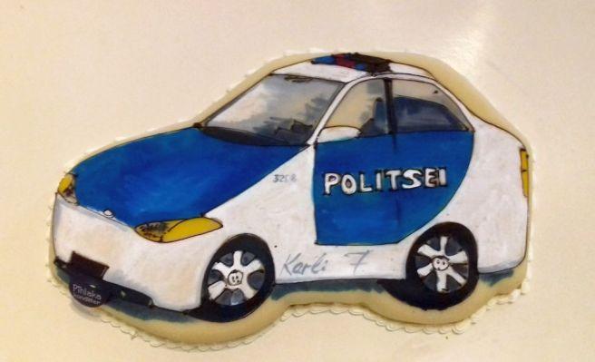Politsei tort