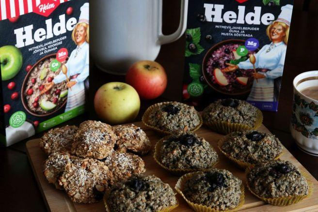 Helen Helde muffinid ja küpsised