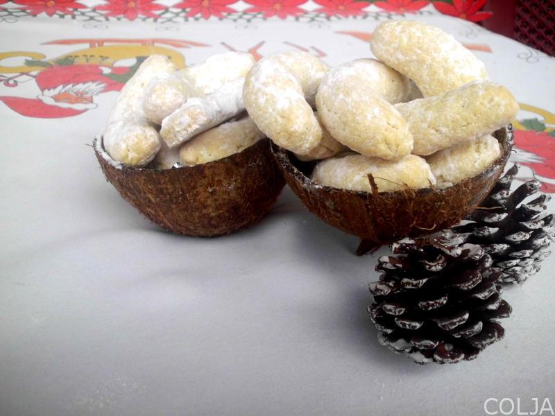 Kokos kiflice