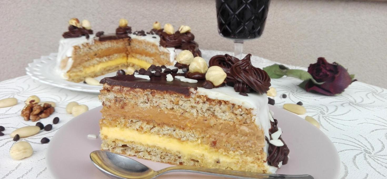Minjon torta