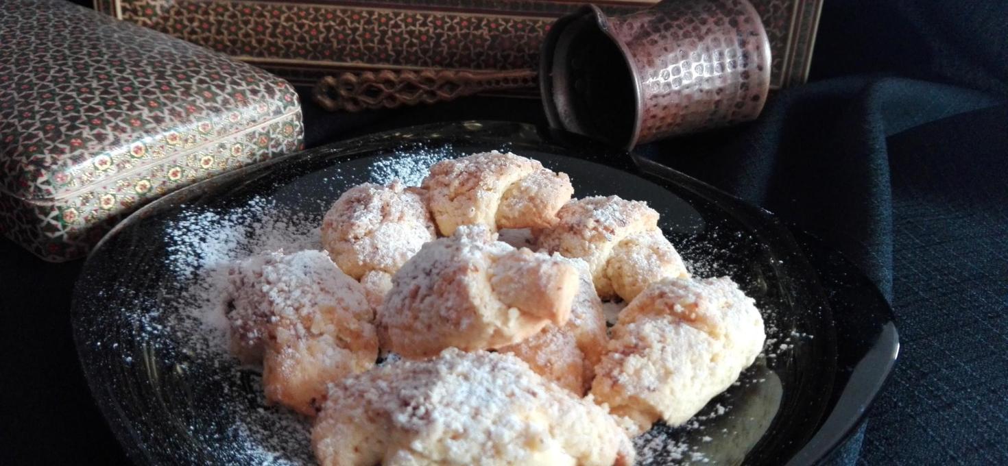 Turske kiflice sa kokosom
