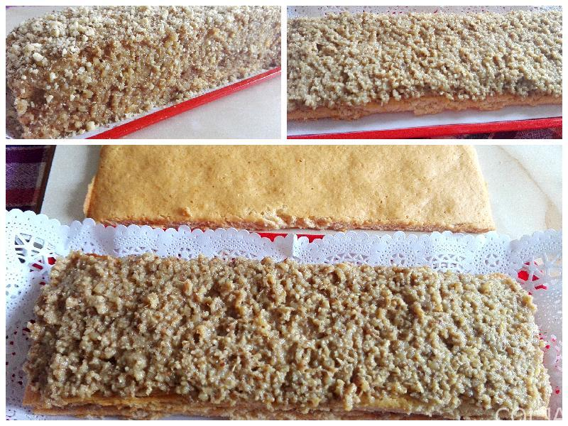 Kolaž žito torta