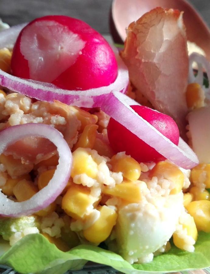 Salata od kuskusa