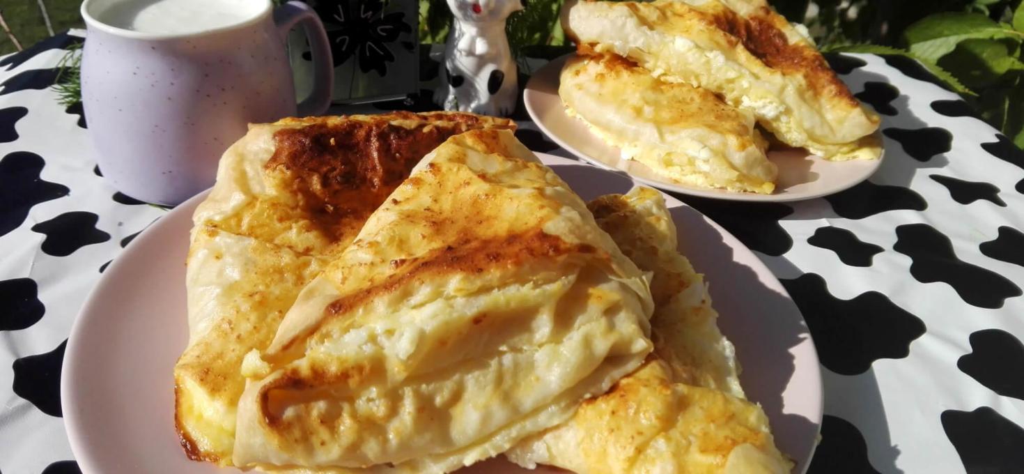Gibančići sa sirom