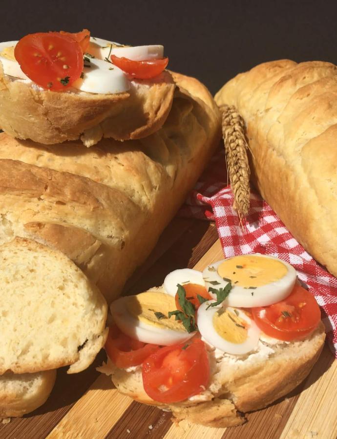 Mlečni hleb sa pavlakom