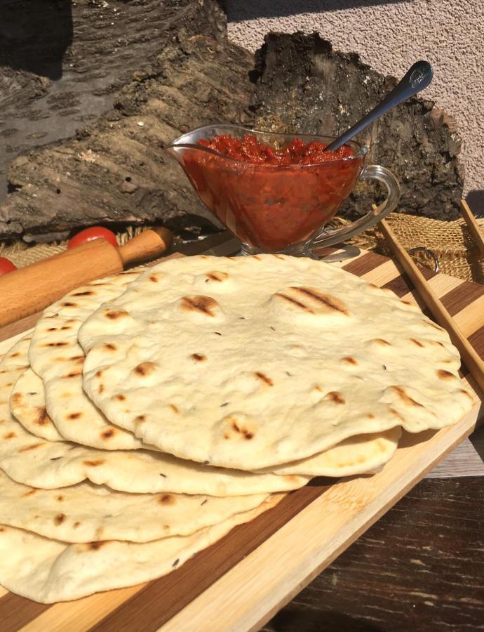 Indijski hleb naan
