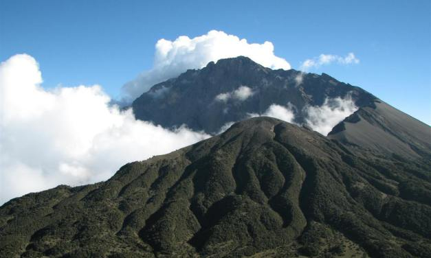 3 Day Trekking and Climbing Mount Meru, Tanzania