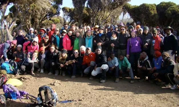 6 Day  Kilimanjaro Trekking and Climbing Shira Route