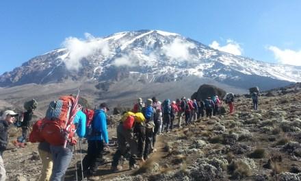 5 Days Marangu Route Kilimanjaro