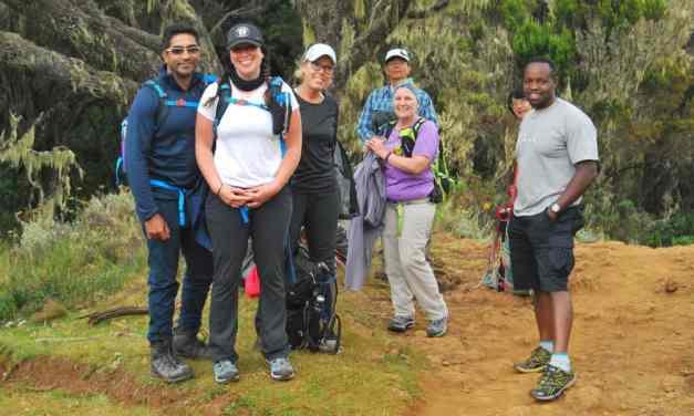 4 Day Trekking Mount Meru,Tanzania