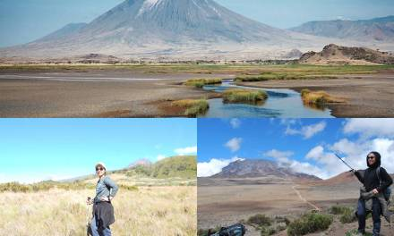 3 day Trekking to Ol doinyo Lengai