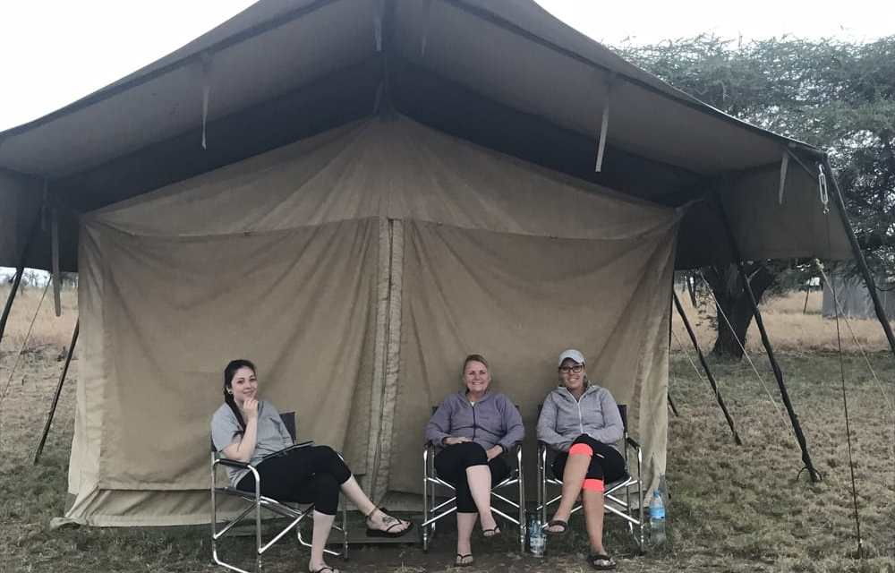 Camping Safari Three days