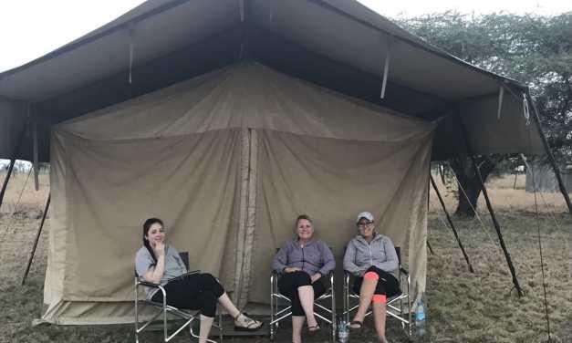Camping Safari Three days