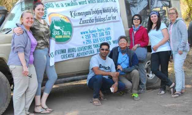 5 Day Tour to Manyara, Serengeti and Ngorongoro