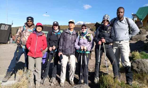 Kilimanjaro 6 Days -Marangu Route