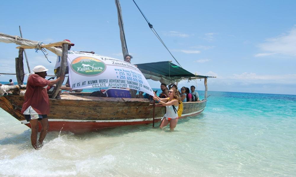4 Days Safari Blue Zanzibar