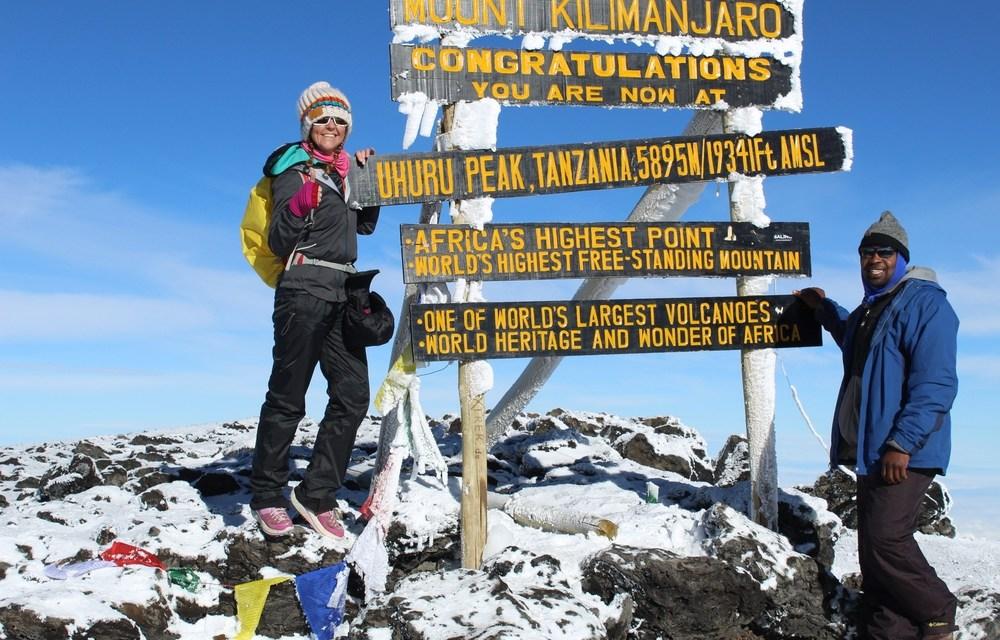 6 days Kilimanjaro Machame – Route