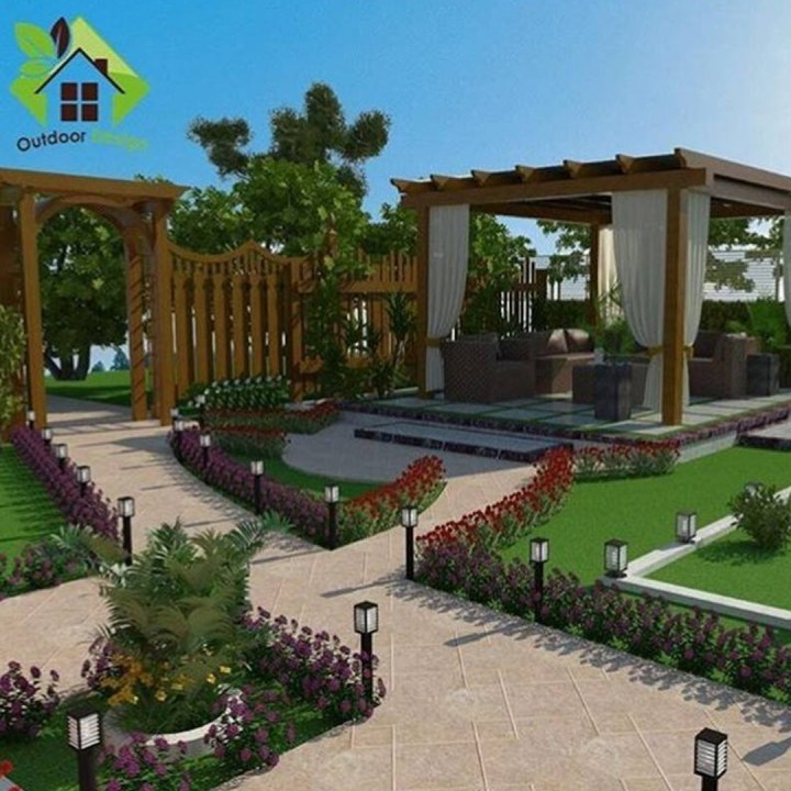 Outdoor Design – متخصصون بتصميم