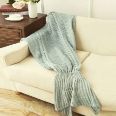 Super Comfy Mermaid Blanket – غطاء حوريه البحر المريح