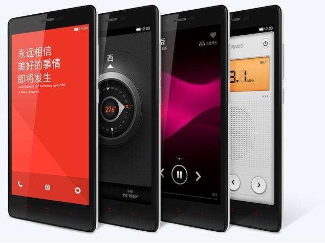 Smartphone Xiaomi Redmi 1S