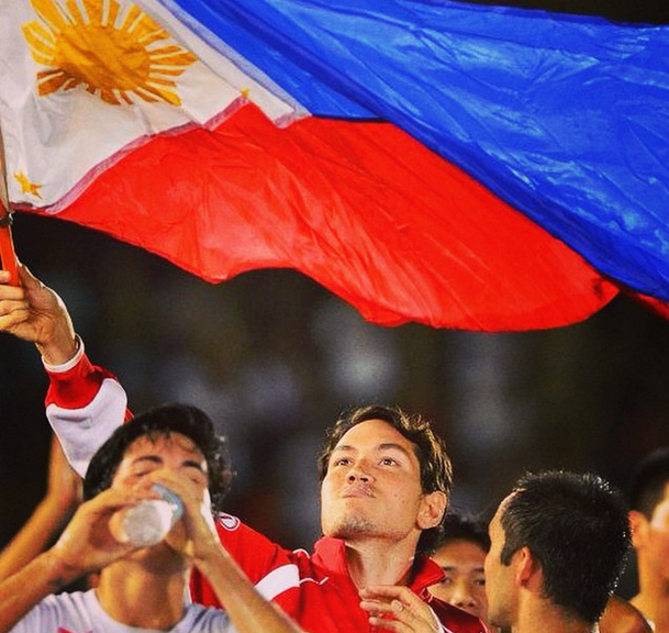 Aly Borromeo Philippine Azkals - Meet The Family