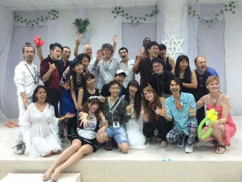 Raelian Happiness Academy Asia 2015