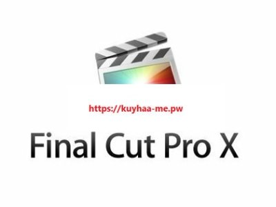 kuyhAa Final Cut Pro X