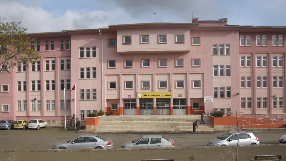 Elazığ - İMKB Mesleki ve Teknik Anadolu Lisesi