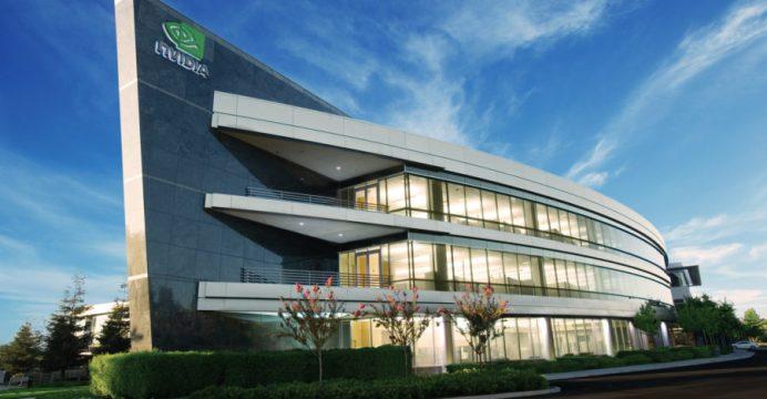 Edificio NVIDIA en Santa Clara, California