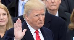 Donald Trump toma juramento de presidente de Estados Unidos