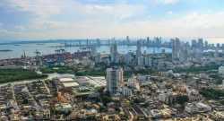 Cartagena de Indias Bahia - Desempleo en Colombia