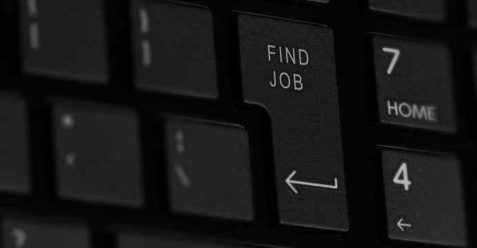 Encuentra trabajo por algoritmo