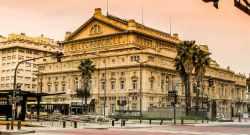 Teatro Colón Buenos Aires Argentina